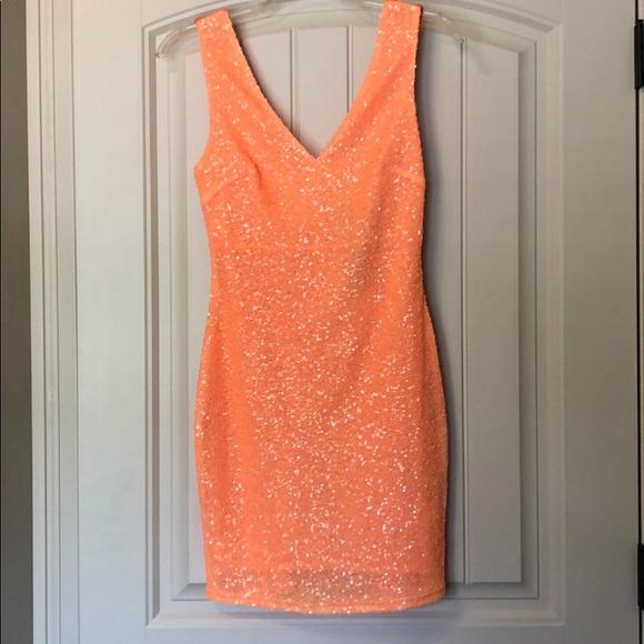 Ark & Co Dresses & Skirts - NWT Sequin Embellished Summer Dress